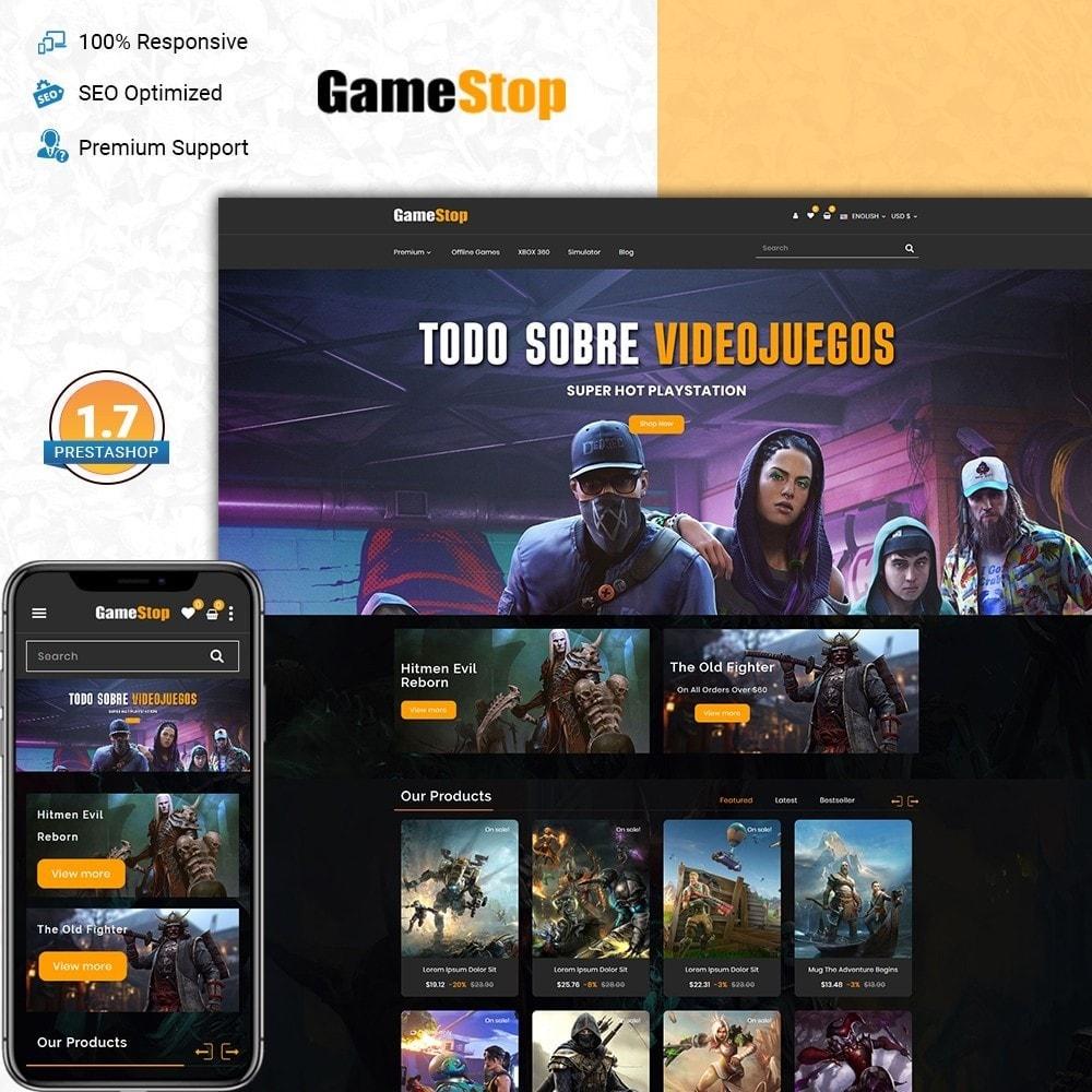 theme - Sport, Activiteiten & Reizen - Game shop - 1