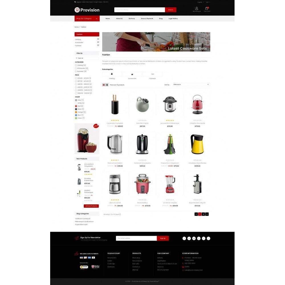 theme - Hogar y Jardín - Provision - Kitchen Store - 3
