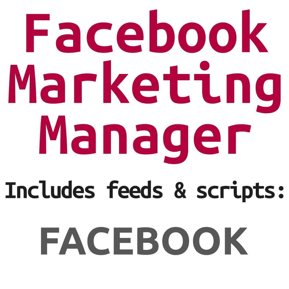 module - Promotions & Marketing - Social Network Marketing Manager - 1