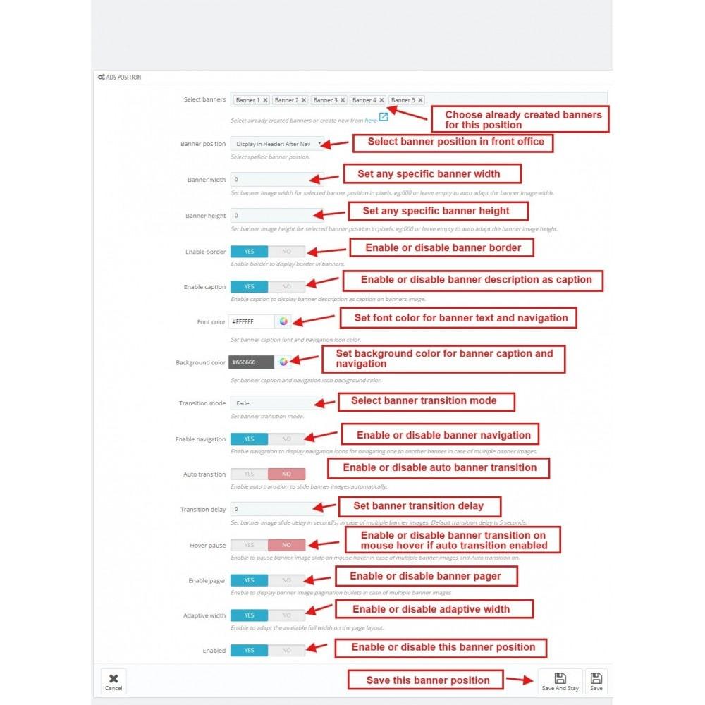 module - Sliders & Galleries - Responsive Multi Sliders | Image Slider | Slideshow - 17