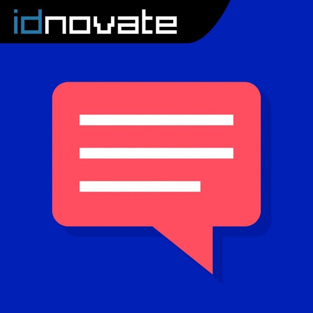 module - Pop-up - Popup in entrata, uscita, aggiunta prodotto, newsletter - 1