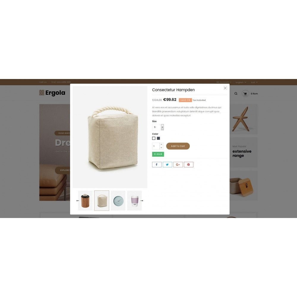 theme - Maison & Jardin - Ergola - Online Furniture Store - 6