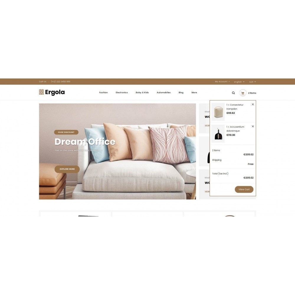 theme - Maison & Jardin - Ergola - Online Furniture Store - 7