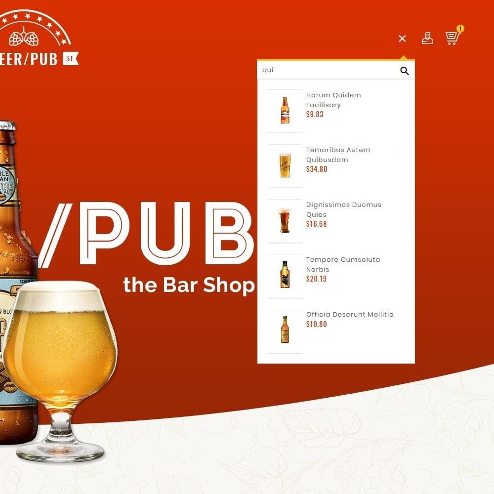 theme - Drink & Wine - Beer Pub & Drinks - 10