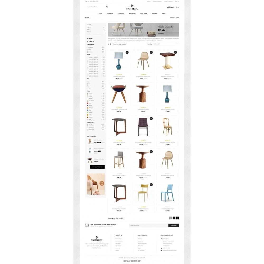 theme - Casa & Giardino - Motbrea - Furniture Shop - 3