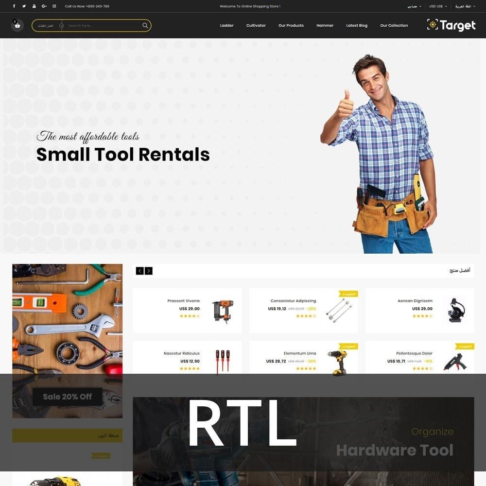 theme - Auto & Moto - Target - Le magasin d'outils - 4