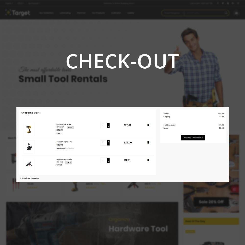 theme - Auto & Moto - Target - Le magasin d'outils - 14