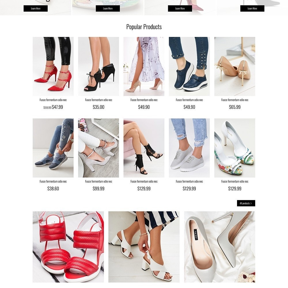 theme - Mode & Chaussures - Shoez - Fashion and shoes - 4