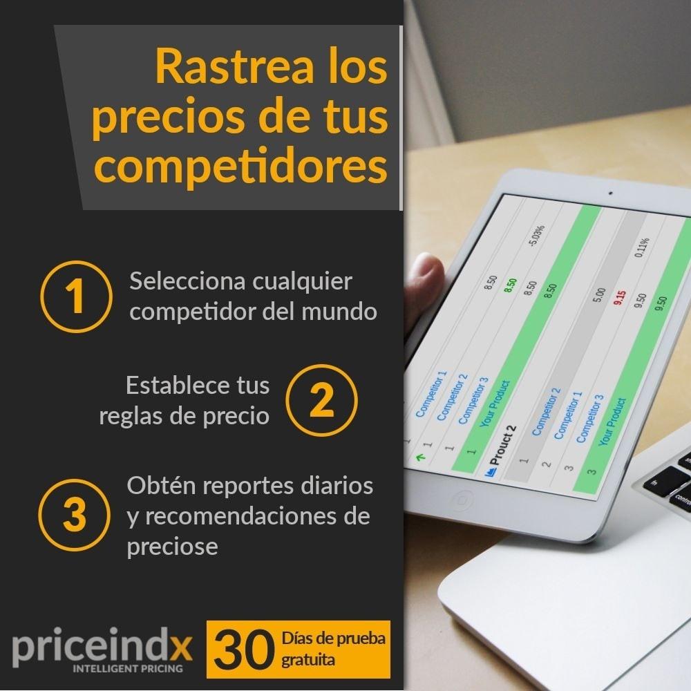 module - Informes y Estadísticas - PricePortal Competencia rastreada y pricing dinámico - 1