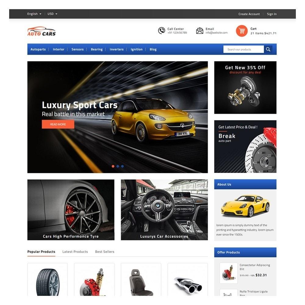 theme - Automotive & Cars - Autocars Automotive & Cars - 2