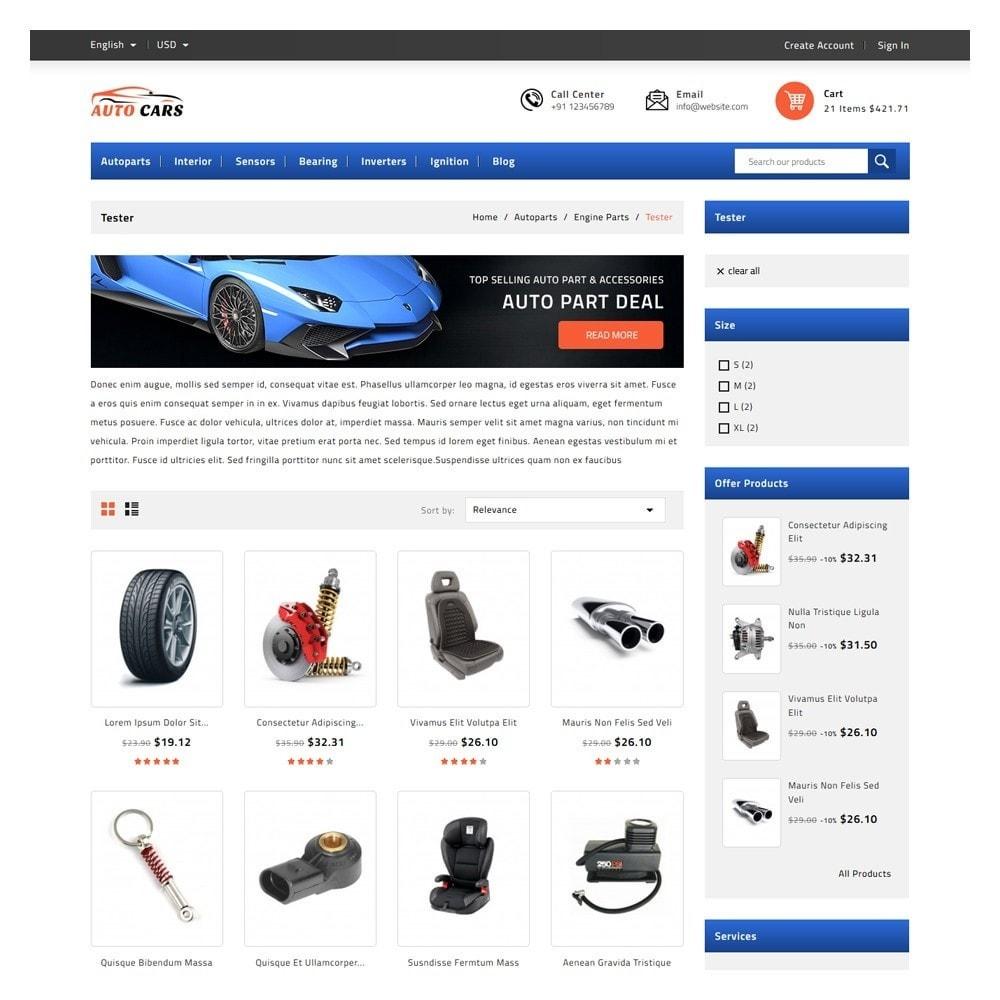 theme - Automotive & Cars - Autocars Automotive & Cars - 3