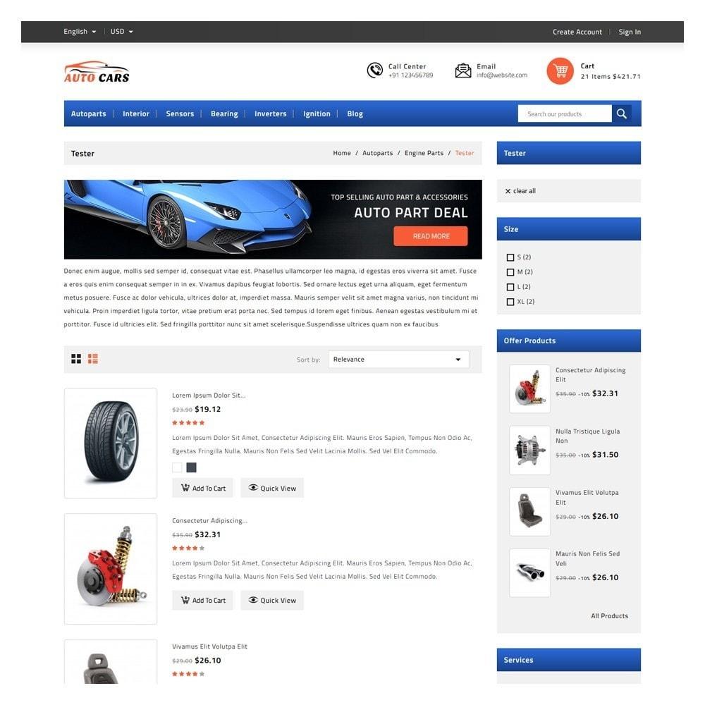 theme - Automotive & Cars - Autocars Automotive & Cars - 4