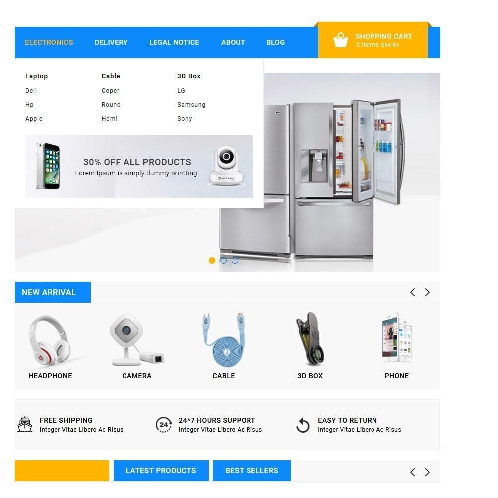 theme - Electronics & Computers - Elite Electronics Shop - 8