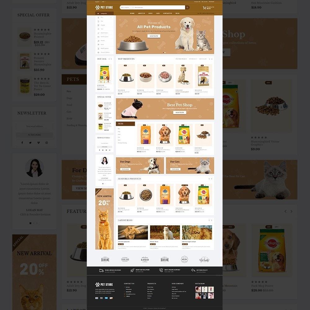 theme - Animali - Petstore – Animals & Pets Store - 10