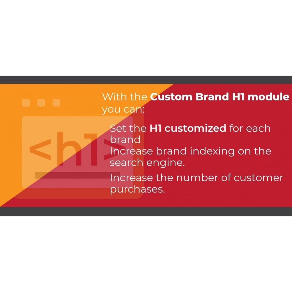 module - SEO - SEO H1 title in brand pages - 1