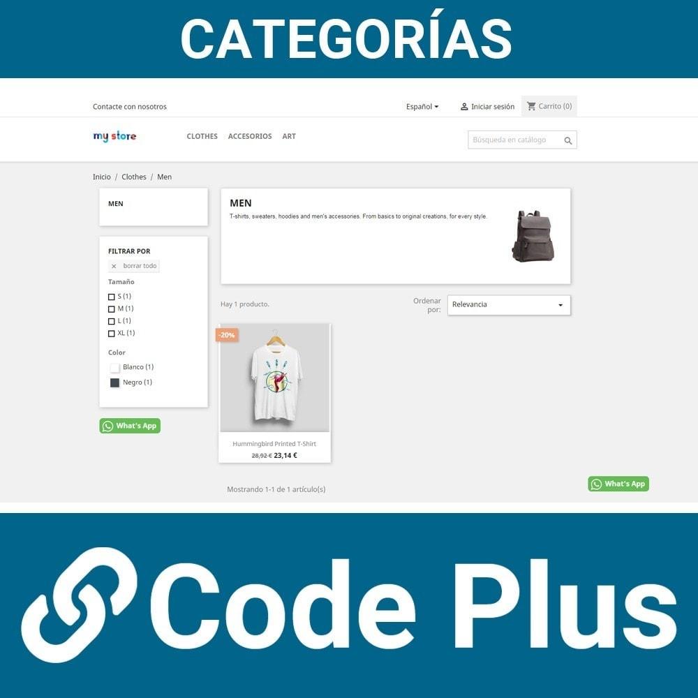 module - Asistencia & Chat online - Chatea con tus clientes a través del chat de What's App - 3