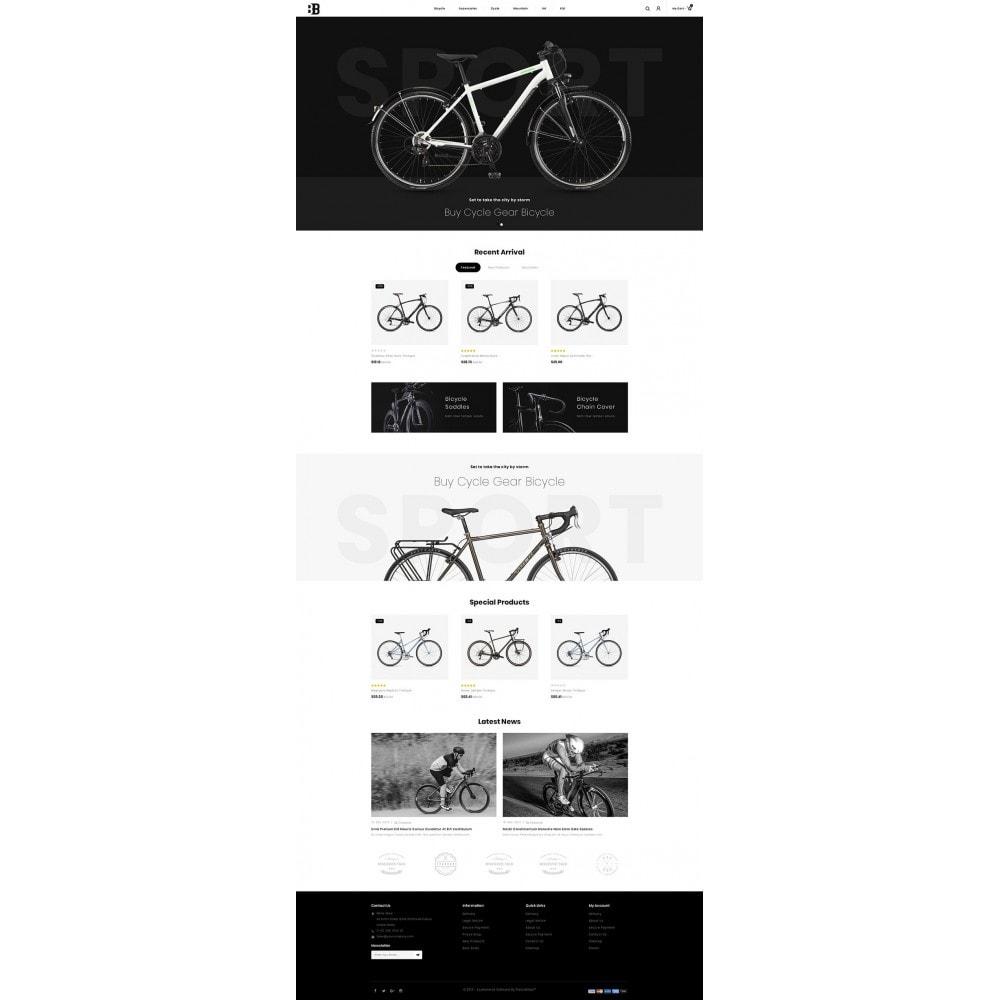 theme - Autos & Motorräder - Bigbuy - Bicycle & Bikes Store - 2