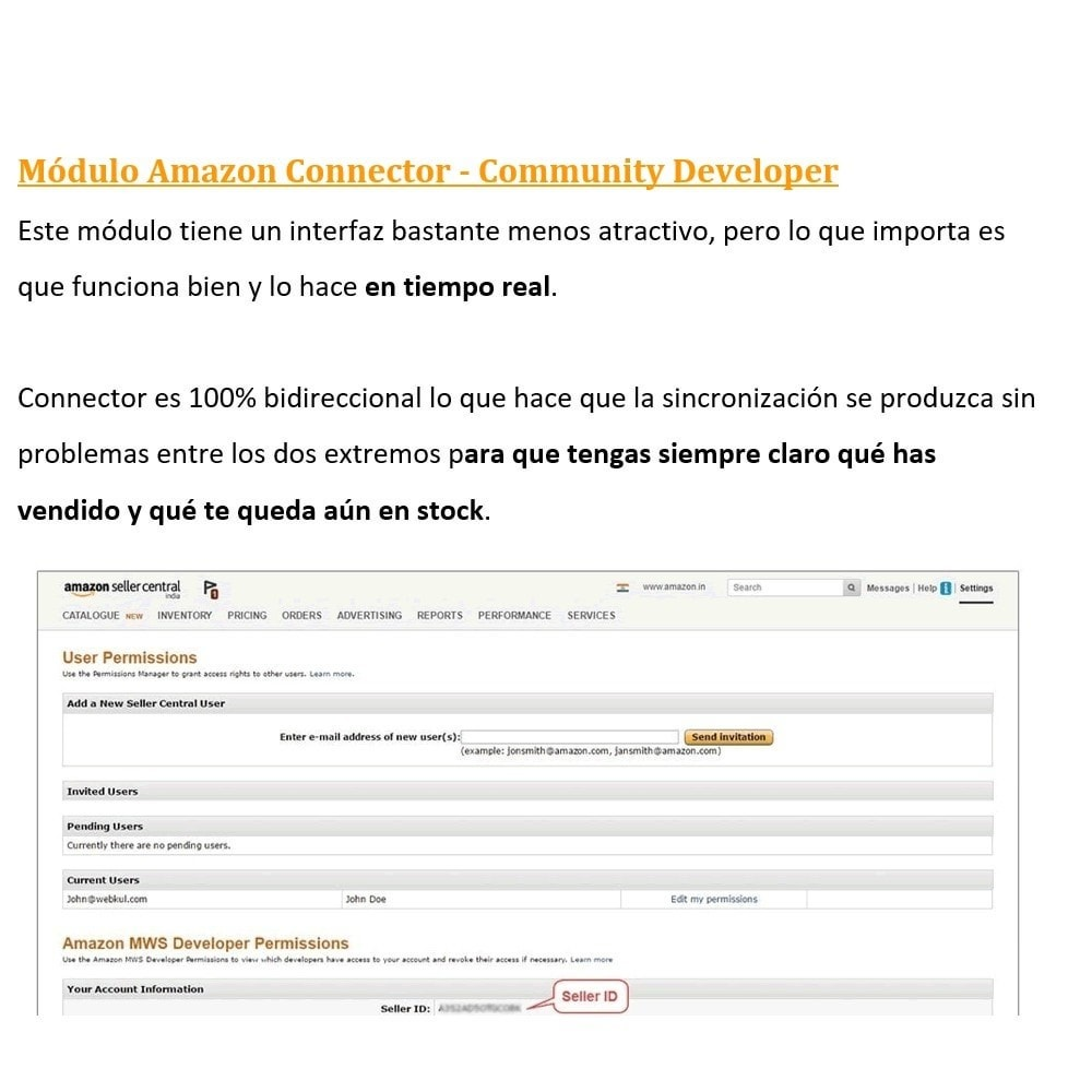service - Marketplaces - Cómo vender en Amazon desde tu Prestashop - 1