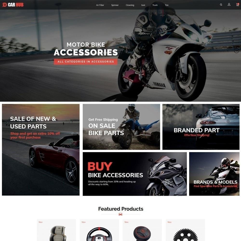 theme - Auto & Moto - Car- Auto Store - 4