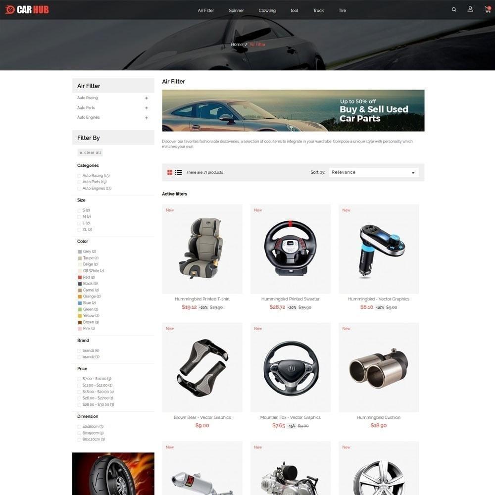 theme - Auto's & Motoren - Auto- Auto Store - 4