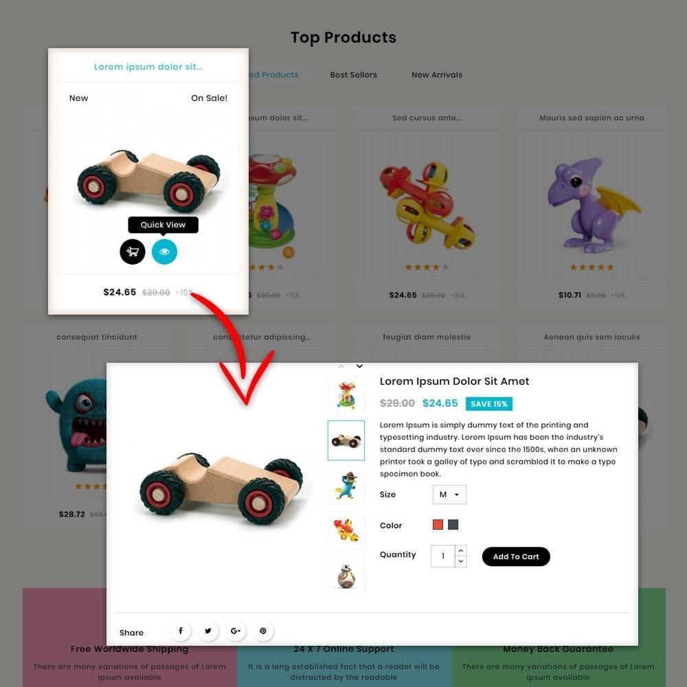 theme - Kids & Toys - Toys Kids Store - 6
