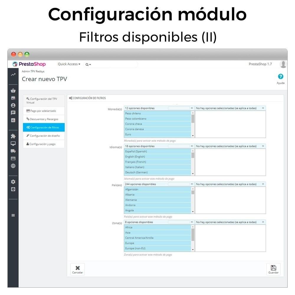 module - Pago con Tarjeta o Carteras digitales - Pago con tarjeta Banco Sabadell (Redsys) - 6