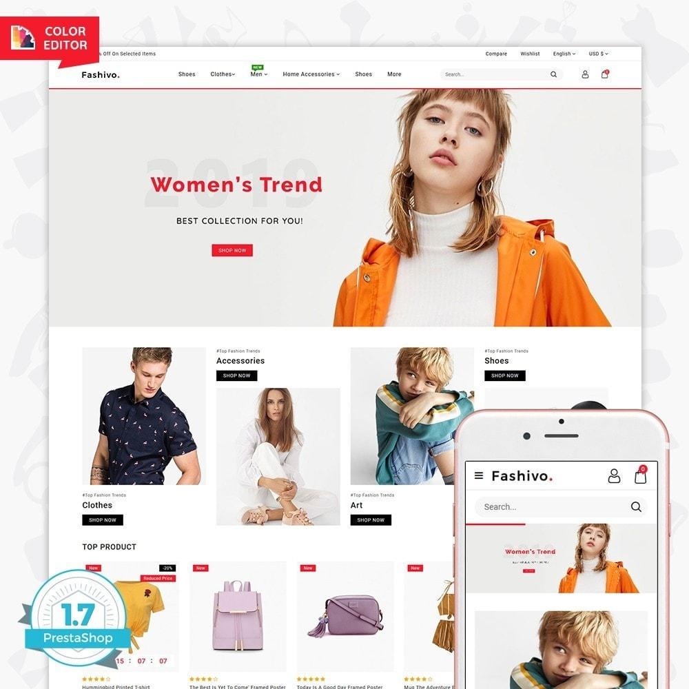 theme - Mode & Schuhe - Fashivo - The Fashion Store - 1