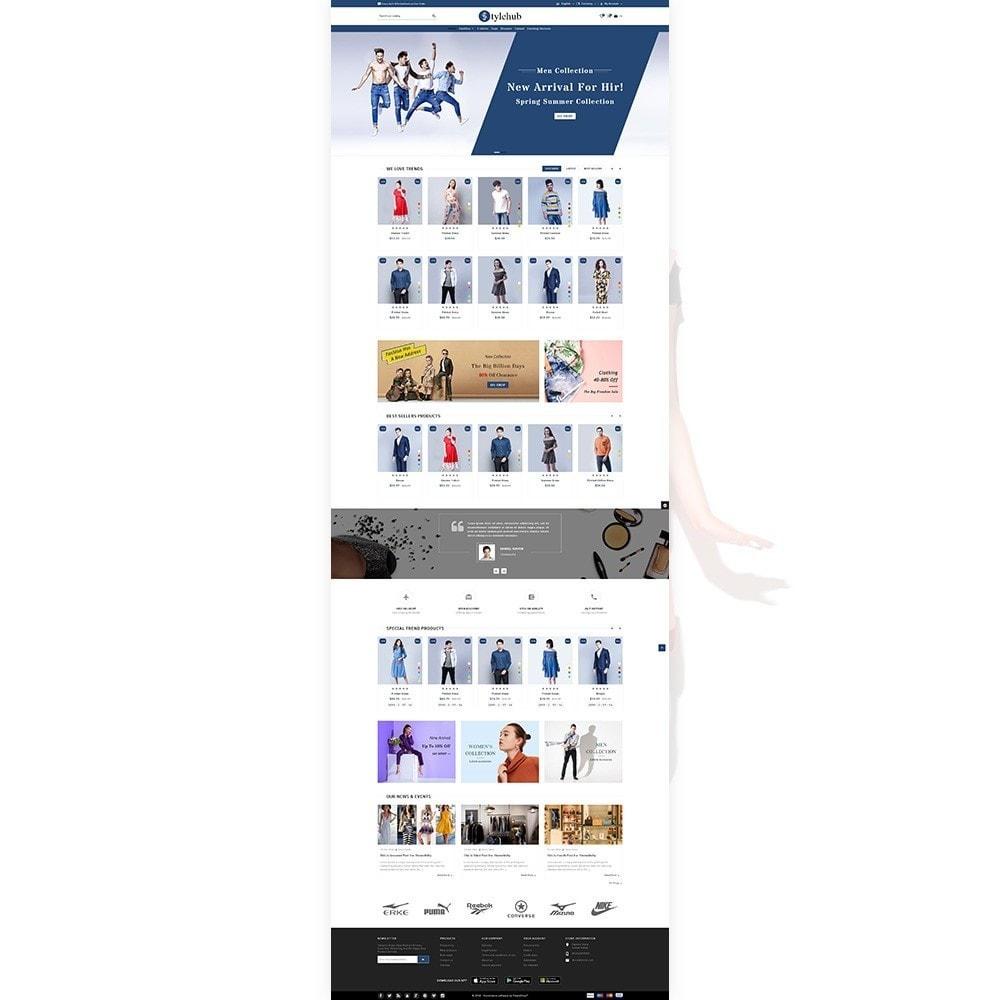 theme - Moda & Calçados - StyleHub Fashion Bootstrap Responsive - 2