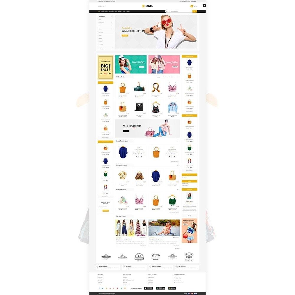 theme - Fashion & Shoes - Chanel Stylish Fashion Mega Boom - 2