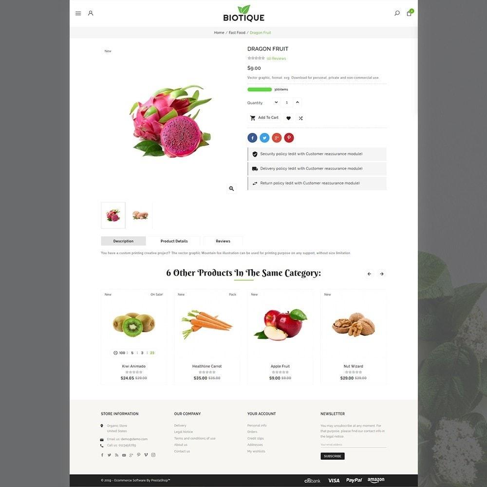 theme - Temas PrestaShop - Biotique Fresh Organic Responsive Multistore - 4
