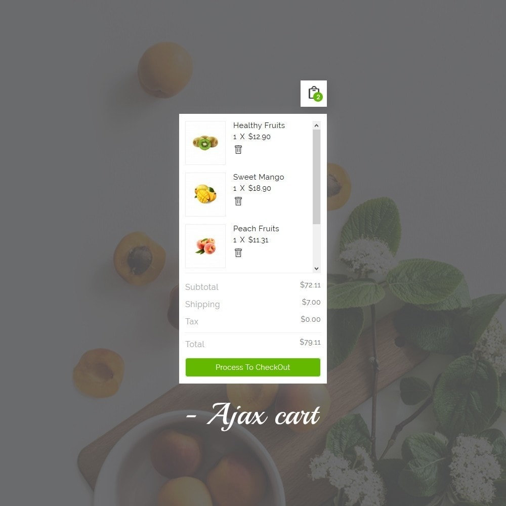 theme - Food & Restaurant - Biotique Organic–Grocery Food–Drink Multistore Store - 8