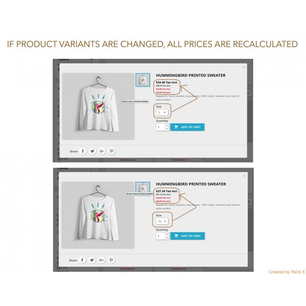 module - Zarządzanie cenami - Zaawansowane podwójne pokazanie cen z podatkiem i bez - 4