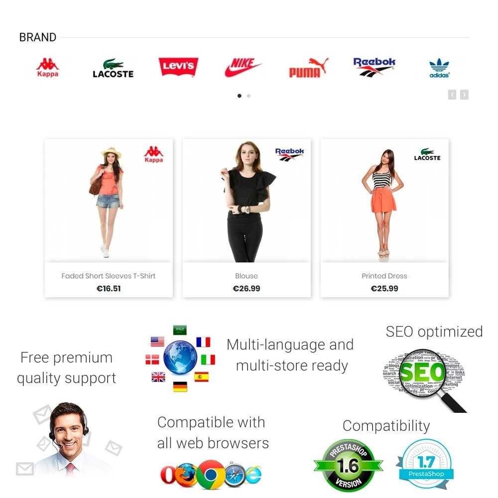 module - Marki & Producenci - Partners Manufacturers Brand Logo Slider & Gallery - 1