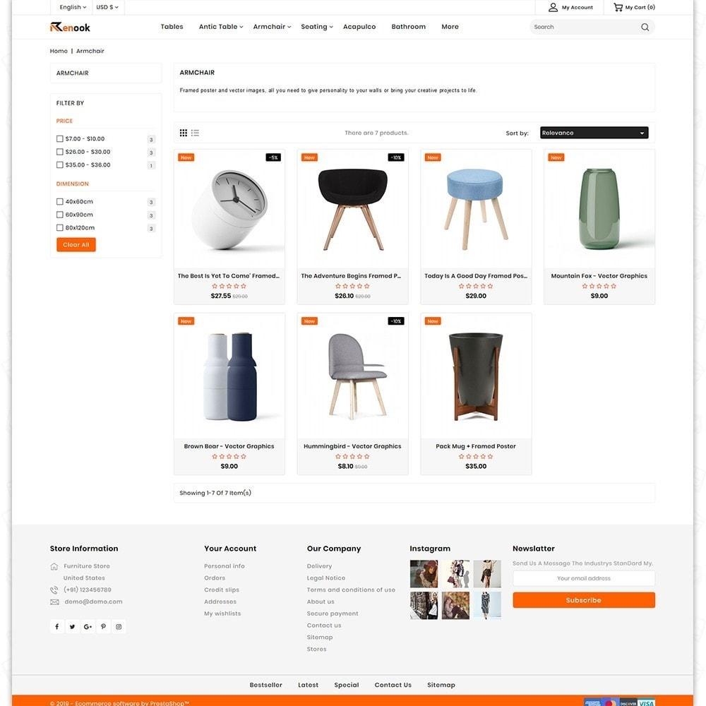 theme - Maison & Jardin - Renook - The Furniture Store - 3