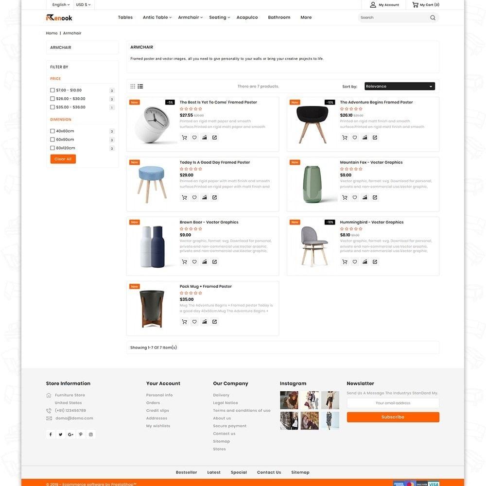 theme - Casa & Giardino - Renook - The Furniture Store - 4