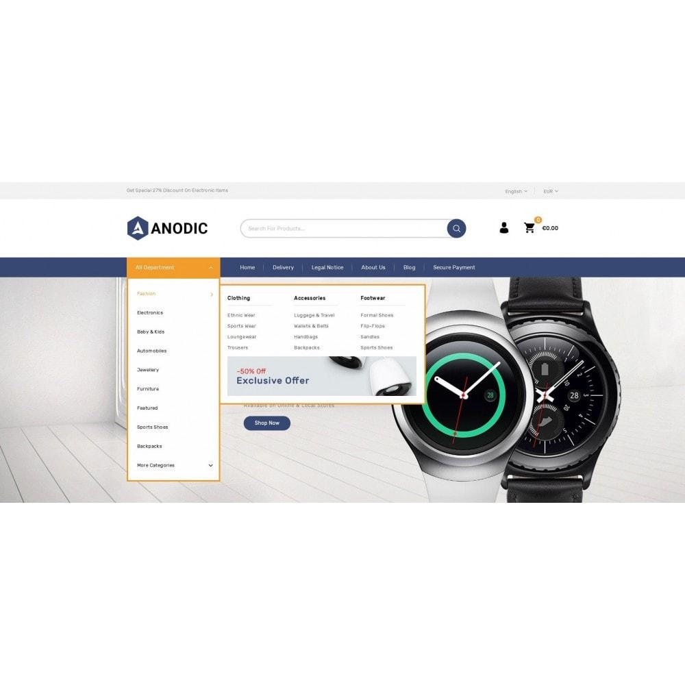theme - Eletrônicos & High Tech - Anodic - Electronic Gadget Store - 6