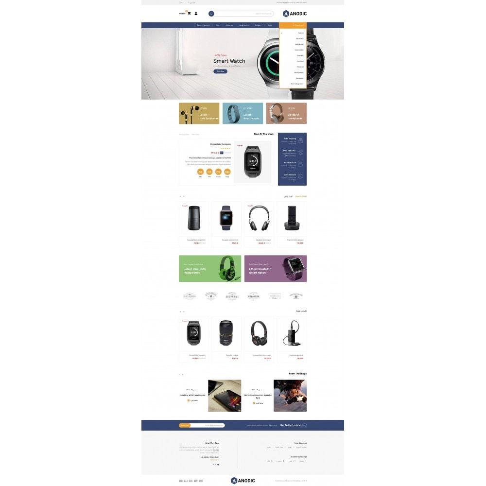 theme - Eletrônicos & High Tech - Anodic - Electronic Gadget Store - 10