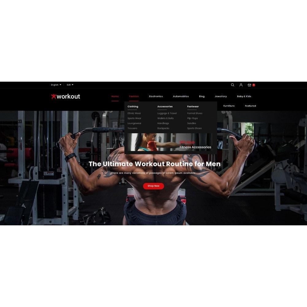 theme - Gesundheit & Schönheit - Workout - Fitness Store - 7