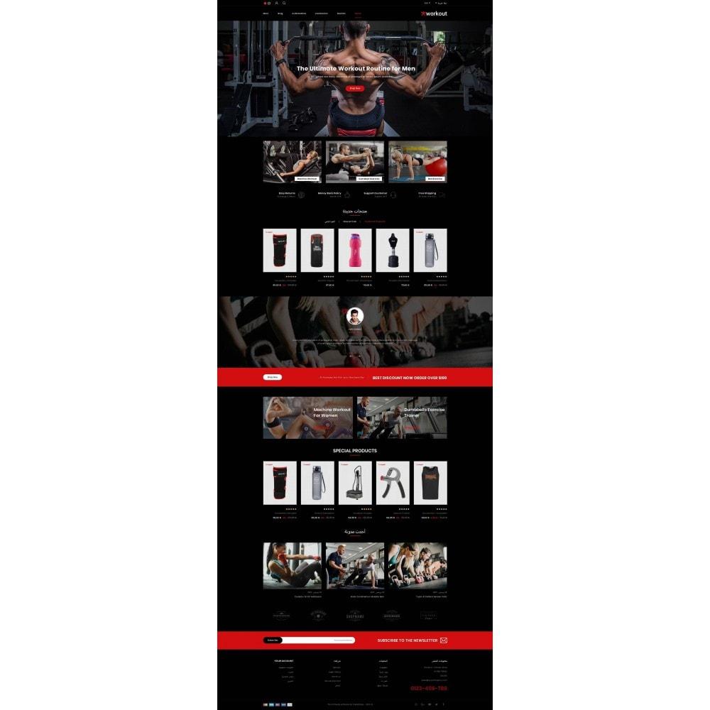 theme - Gesundheit & Schönheit - Workout - Fitness Store - 10