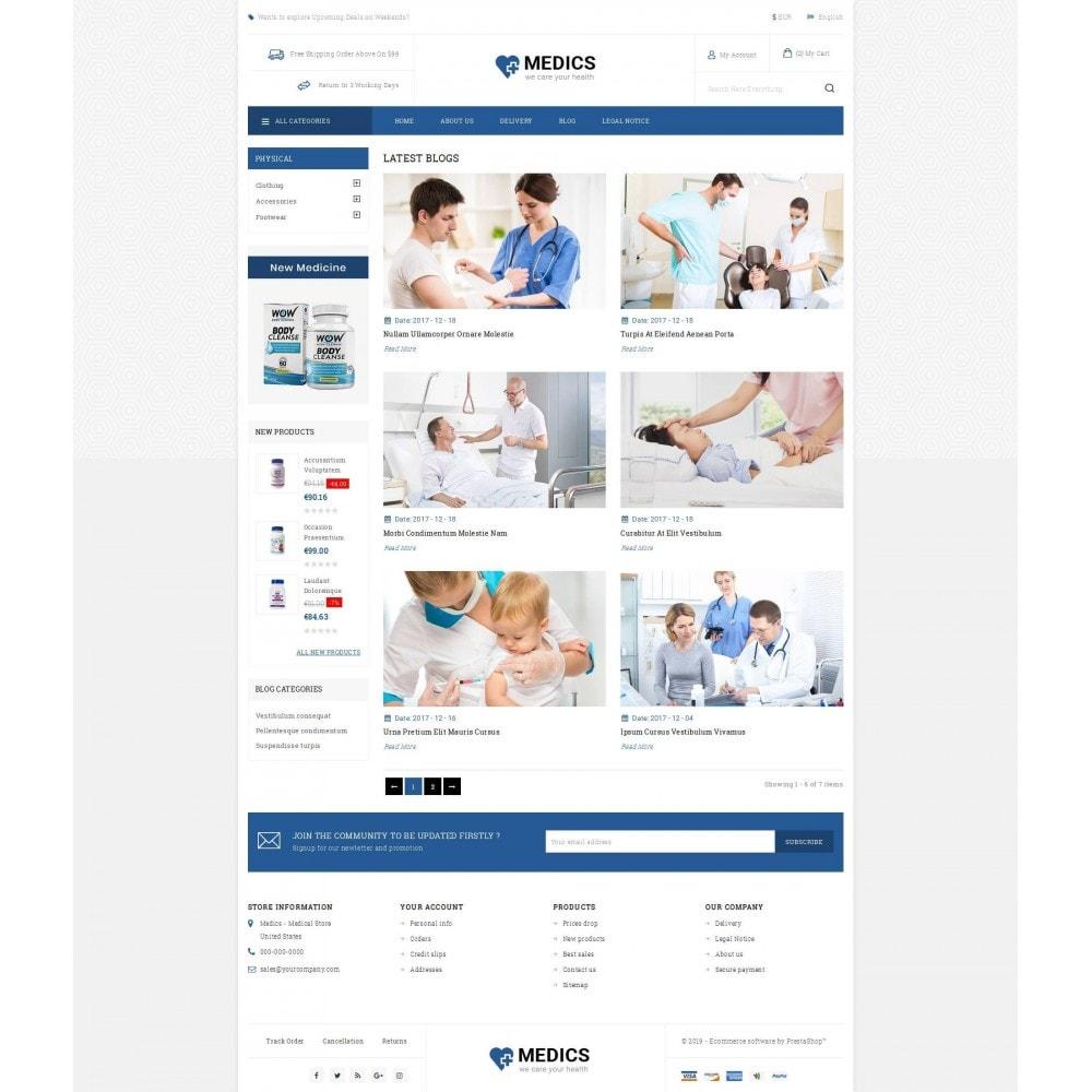theme - Health & Beauty - Medics - Medical Store - 9