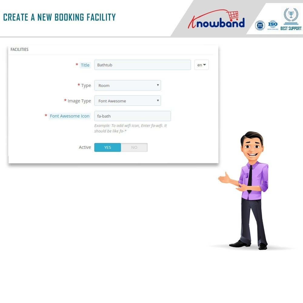 module - Reservation & Rental System - Knowband - Booking and Rental System - 6