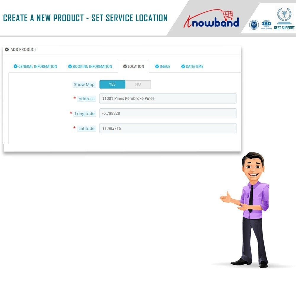 module - Reservation & Rental System - Knowband - Booking and Rental System - 13