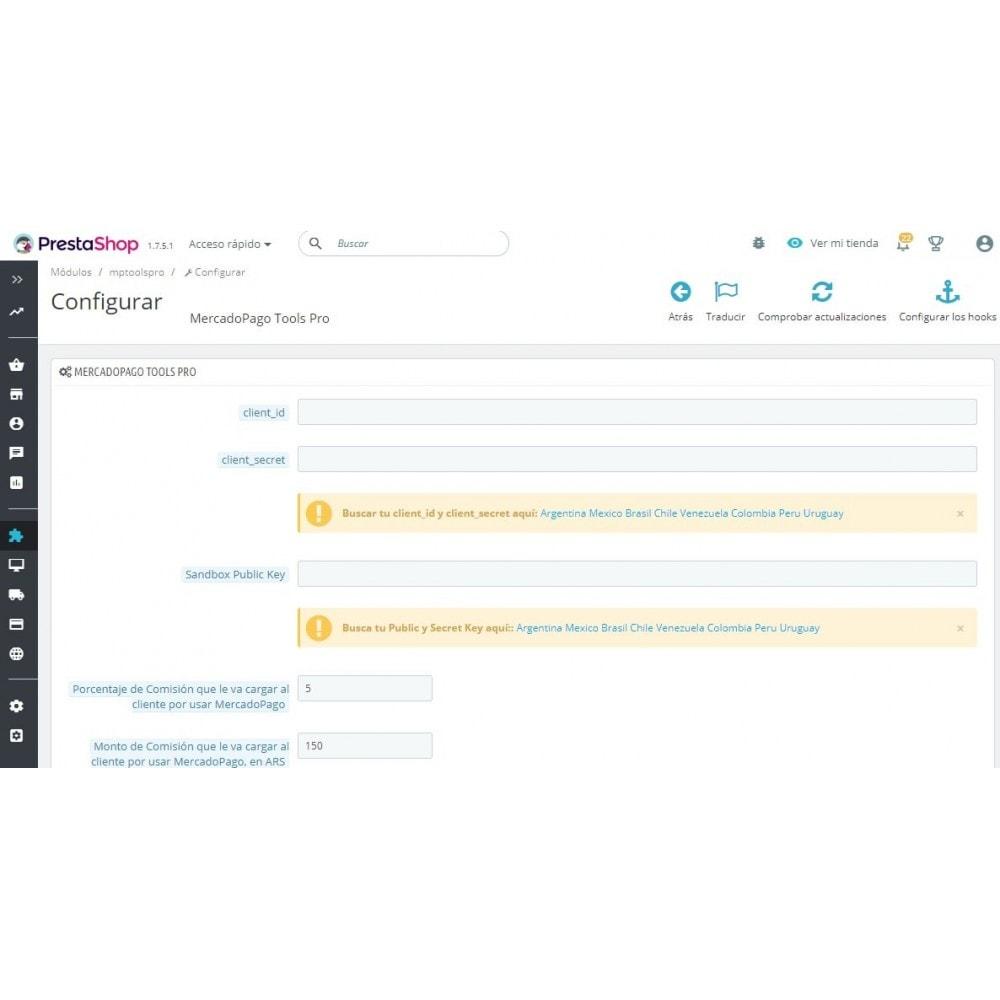 module - Pago con Tarjeta o Carteras digitales - MercadoPago Tools Pro - 7