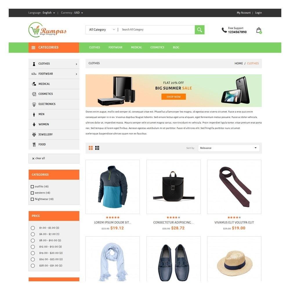 theme - Fashion & Shoes - Rumpas Minimal Shop - 3