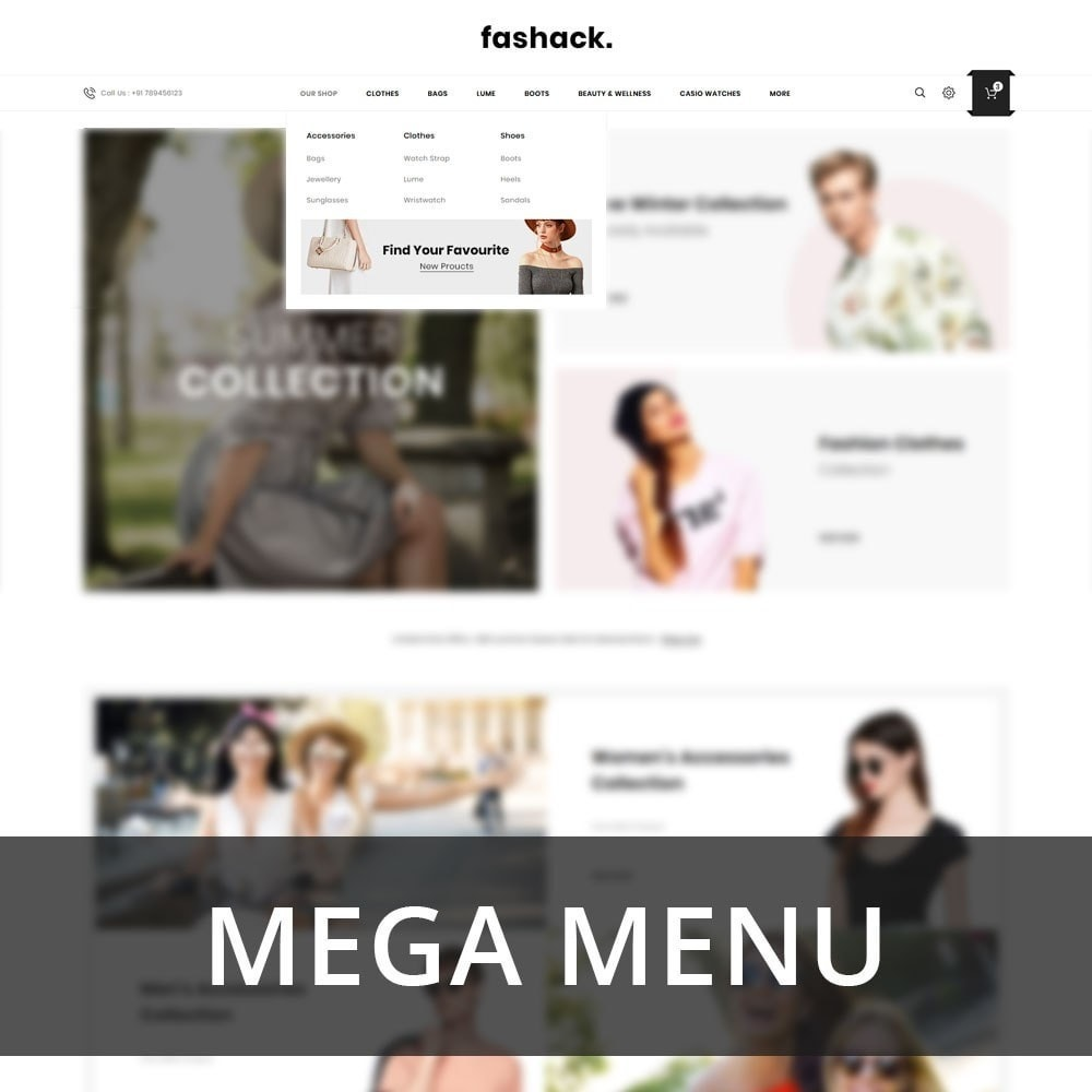 theme - Moda & Obuwie - Fashack - The Fashion Shop - 14