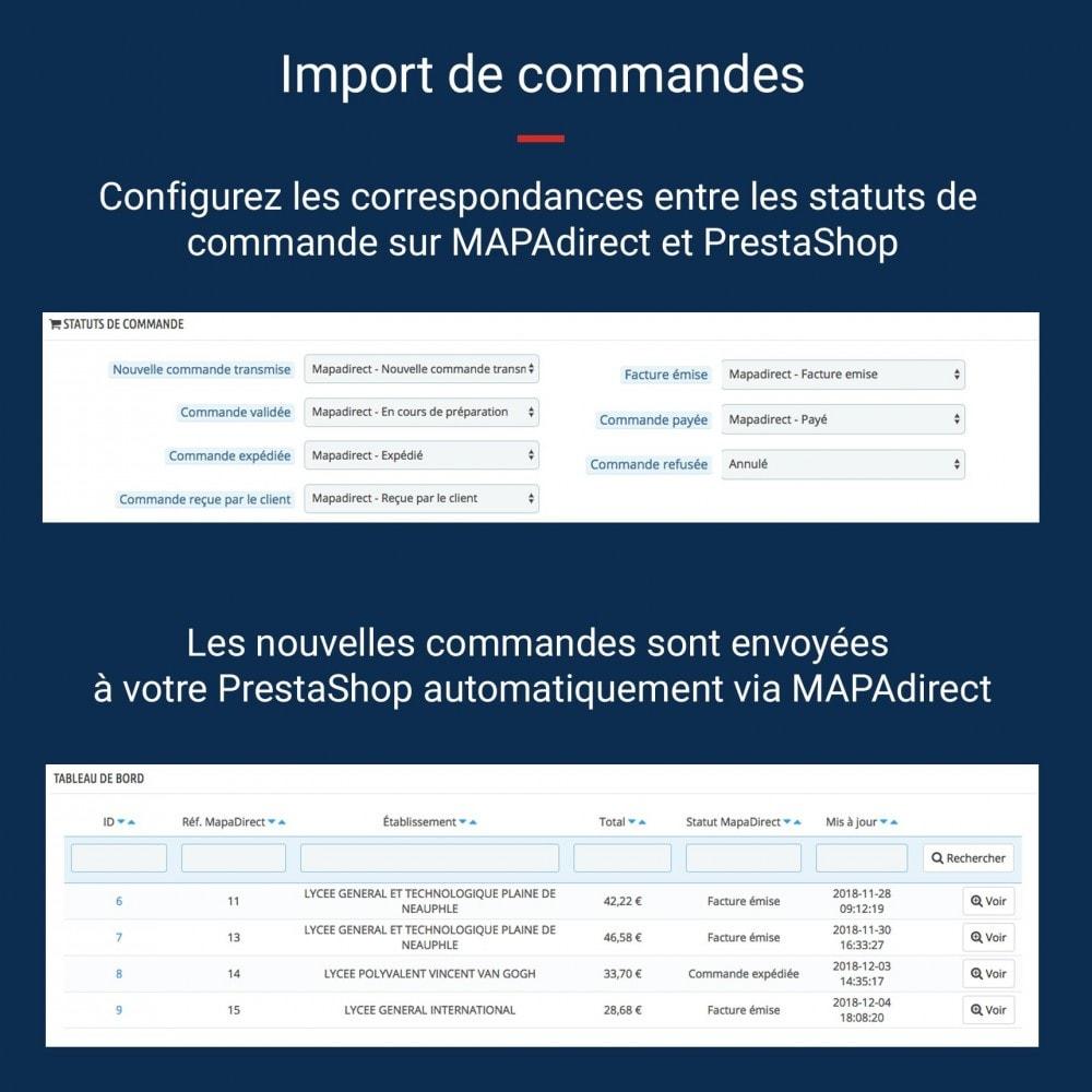 module - Marketplaces - MAPAdirect : la seule marketplace dédiée aux acheteurs publics en France - 7