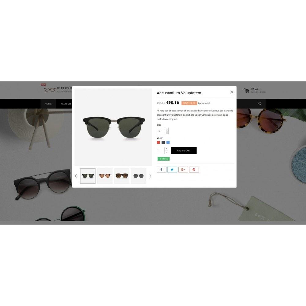 theme - Ювелирные изделия и Аксессуары - Optical - Goggles Store - 7