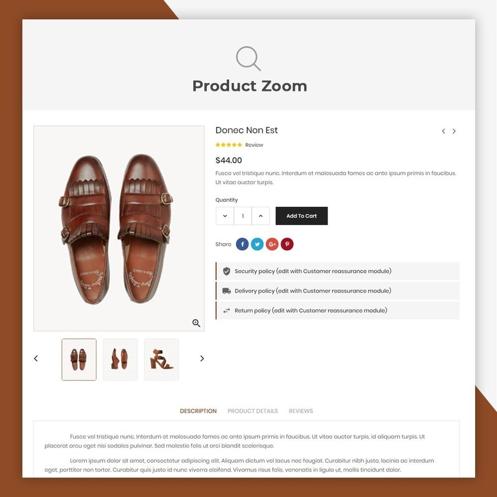 theme - Mode & Chaussures - CraftLeo - Leather Fashions Store - 9