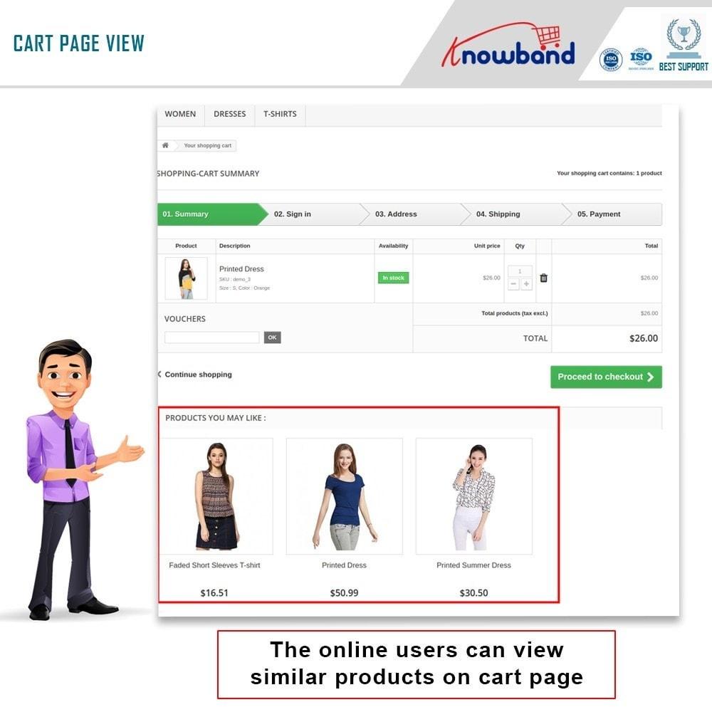 module - Sprzedaż krzyżowa & Pakiety produktów - Knowband - automatyczne produkty powiązane - 2