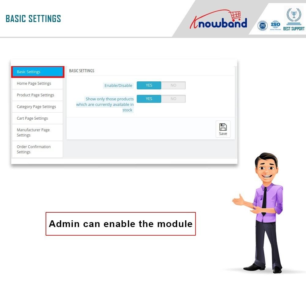 module - Sprzedaż krzyżowa & Pakiety produktów - Knowband - automatyczne produkty powiązane - 3